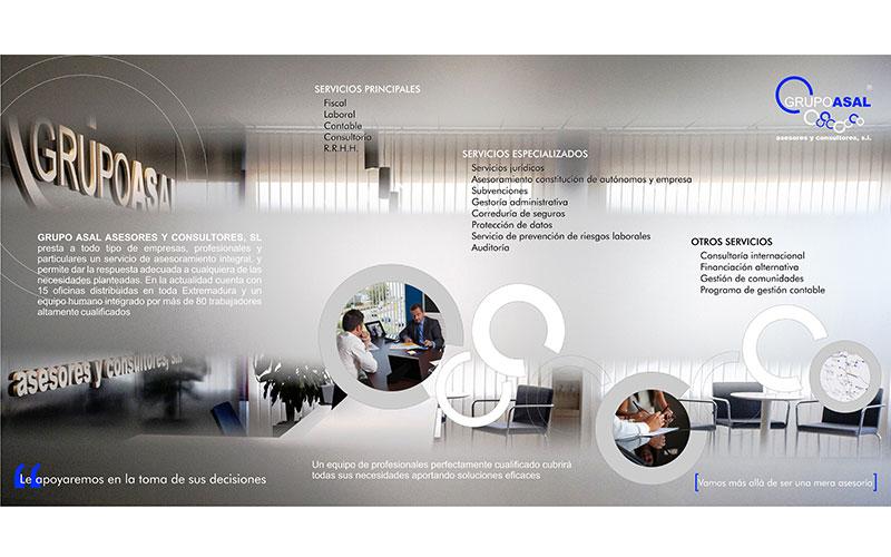 Grupo Asal / Asesores y consultores S.L.