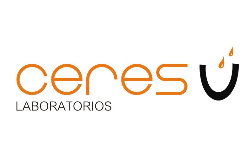 Logotipo Ceres Laboratorios